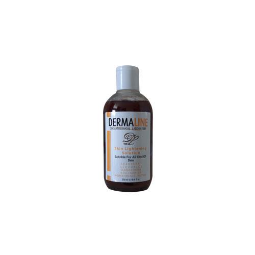 تونر روشن کننده پوست درمالاین (Dermaline)