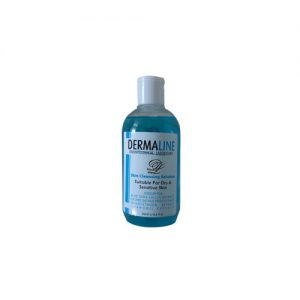تونر پوست خشک و حساس درمالاین (Dermaline)