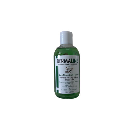 تونر پوست چرب درمالاین (Dermaline)