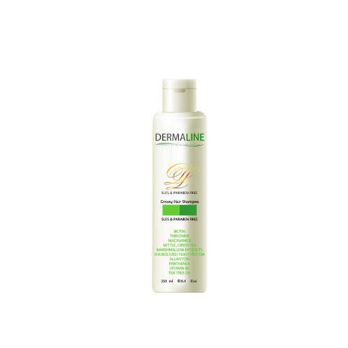 شامپو مناسب موهای چرب درمالاین (Dermaline)