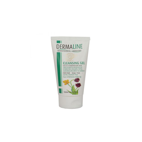 شوینده پوست چرب و مختلط درمالاین (Dermaline)