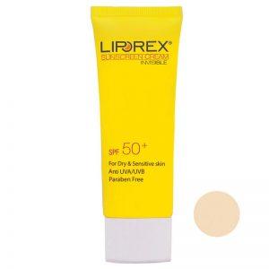 کرم ضد آفتاب لیپورکس خشک و حساس