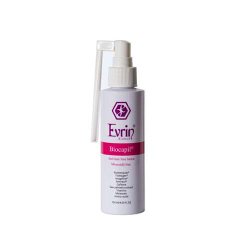 تونیک ضد ریزش مو بیوتیک اورین (Evrin)