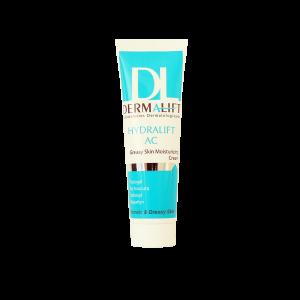 کرم مرطوب کننده پوست چرب هیدرالیفت ای سی درمالیفت (Dermalift)