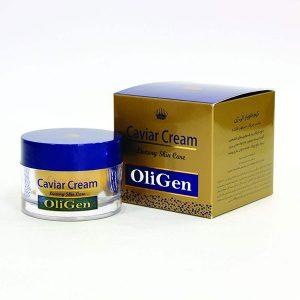 کرم ضد چروک خاویار الی ژن (Oligen)