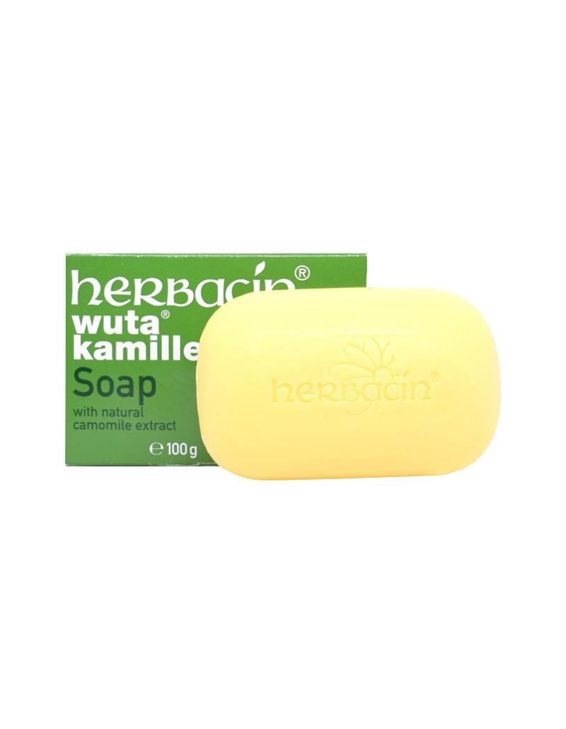 صابون تقویتی بابونه هرباسین (Herbacin)
