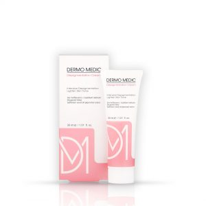 کرم مناسب پوست های لک دار درمومدیک (DERMO MEDIC)