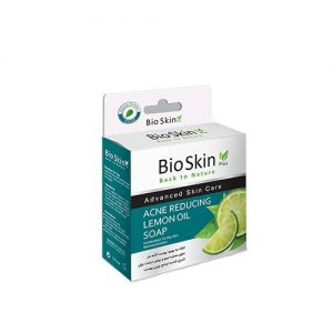 صابون ضد جوش لیمو بایو اسکین (Bio Skin)