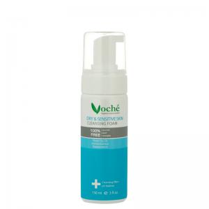 فوم شستشوی صورت مناسب پوست خشک و حساس وچه (VOCHE)