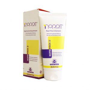 شامپو ضد خارش نوپریت مناسب پوست سر خشک (Noprit)