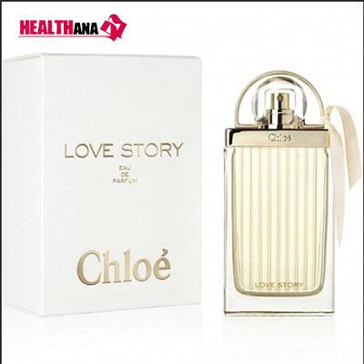 ادوتویلت زنانه کلوئه لاو استوری Chloe Love Story Eau de Toilette