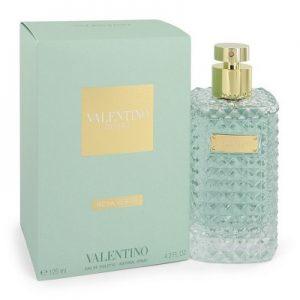 ادو تویلت زنانه ولنتینو مدل Valentino Donna ROSA VERDE حجم 125 میلی لیتر
