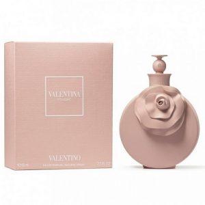 ادو پرفیوم زنانه ولنتینو مدل والنتینا پودر Valentina Poudre حجم 80 میلی لیتر