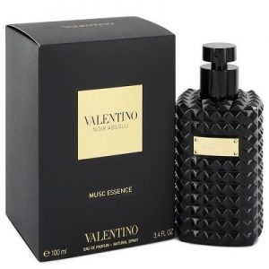 ادو پرفیوم ولنتینو مدل Valentino noir absolu musc essence حجم 100 میلی لیتر