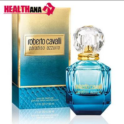 ادکلن ادوپرفیوم روبرتو کاوالی پارادایسو آزورو زنانه Roberto Cavalli Paradiso Azzurro