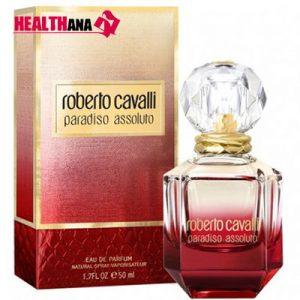ادکلن زنانه روبرتو کاوالی پارادایسو اسولوتو | Roberto Cavalli Paradiso Assoluto 75mL