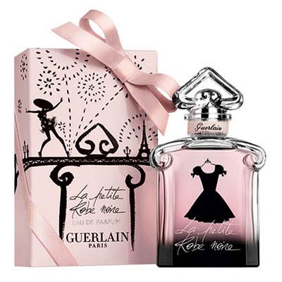 ادکلن زنانه گرلن لاپتیت روب نویر پرفیوم Guerlain La Petite Robe Noir