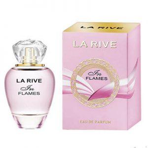 ادکلن لاریو این فلیمز زنانه | La Rive IN FLAMES Women EDP