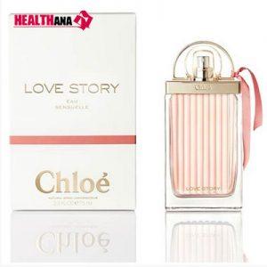 ادکلن زنانه کلوئه لاو استوری او سنشوال | Chloe Love Story Eau Sensuelle