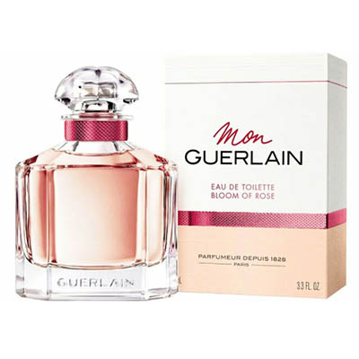 ادکلن گرلن مون گرلن بلوم آف رز زنانه Guerlain Mon Guerlain Bloom of Rose EDT