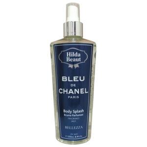 بادی-اسپلش-مردانه-هیلدا-بیوت-مدل-BLUE-CHANEL