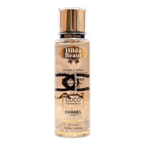بادی-پرفیوم-زنانه-هیلدا-بیوت-مدل-Coco-Chanel