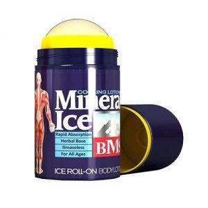رول ضد درد عضلات BMS مدل Mineral Ice
