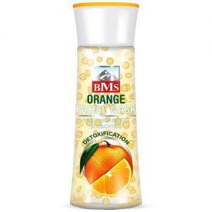 ماسک صورت میوه BMS رایحه پرتقال