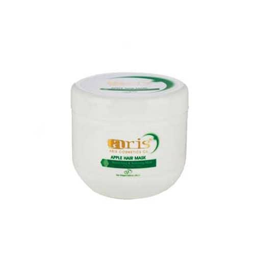 ماسک مو تثبیت کننده و نرم کننده عصاره سیب آریس (Aris)
