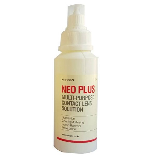 مایع لنز نئو ویژن مدل Neo Plus