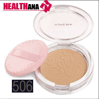 پنکیک ویپرا فشن شماره 506 Vipera Fashion Press Powder number 506