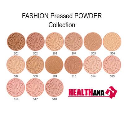 پنکیک ویپرا فشن شماره Vipera Fashion press Powder
