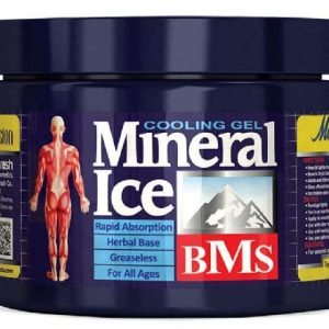 ژل ضد درد کاسه ای BMS مدل Mineral Ice
