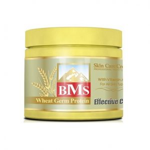 کرم مرطوب کننده کاسه ای BMS جوانه گندم