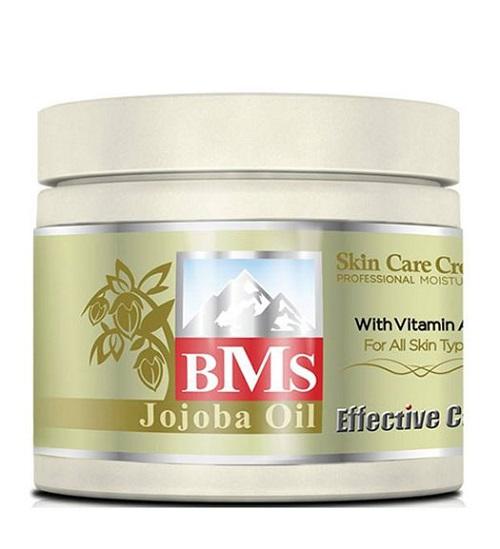 کرم مرطوب کننده کاسه ای BMS جوجوبا