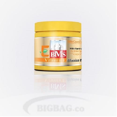 کرم مرطوب کننده کاسه ای BMS ویتامین E