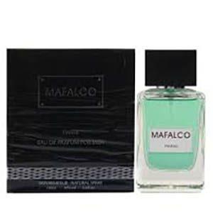 ادکلن مردانه پاریس بلو مدل MAFALCO حجم 100 میلی لیتر
