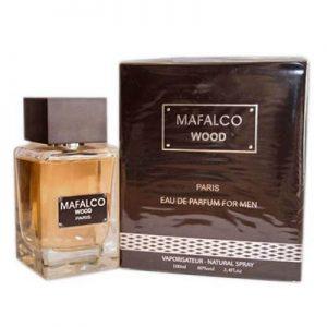 ادکلن مردانه پاریس بلو مدل MAFALCO Wood حجم 100 میلی لیتر