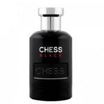 ادکلن ادوتویلت مردانه پاریس بلو مدل چس بلک Paris Bleu Chess black Men EDT 100
