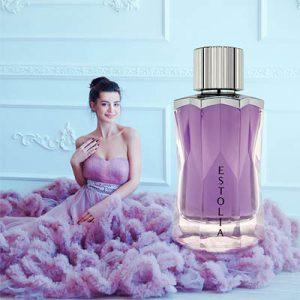 ادکلن زنانه پاریس بلو مدل Paris Bleu Estolia حجم 100 میلی لیتر