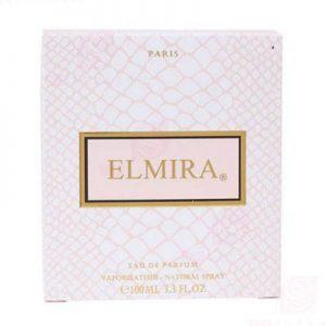ادکلن زنانه پاریس بلو مدل Paris Bleu Elmira حجم 100 میلی لیتر