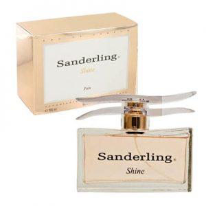 ادکلن زنانه پاریس بلو مدل Sanderling Shine حجم 100 میلی لیتر