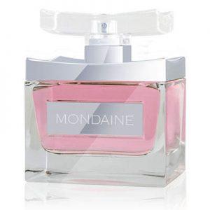ادکلن ادو پرفیوم زنانه پاریس بلو مدل ماندین بلومینگ رز Paris Bleu MONDAINE BLOOMING ROSE Women Edp 100