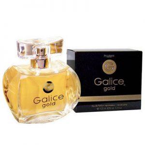 ادکلن زنانه پاریس بلو مدل Paris Bleu Galice Gold حجم 100 میلی لیتر