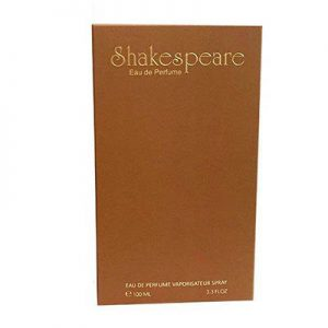 ادکلن مردانه دنا مدل Shakespeare حجم 100 میلی لیتر