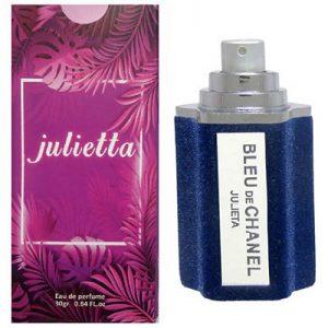 ادکلن مردانه ژولییتا مدل BLEU DE CHANEL حجم 30 میلی لیتر