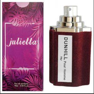 ادکلن مردانه ژولییتا مدل Dunhill Pour Homme حجم 30 میلی لیتر