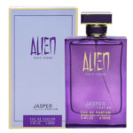 ادکلن زنانه جاسپر برند آلین Jasper Brand Alien Women EDP 100 ml
