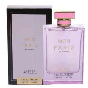 ادکلن زنانه جاسپر برند مون پاریس Jasper Brand Mon paris Women EDP 100 ml