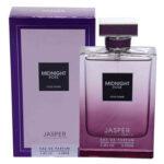 ادکلن زنانه جاسپر برند میدنایت رز Jasper Brand MIDNIGHT Rose Women EDP 100 ml